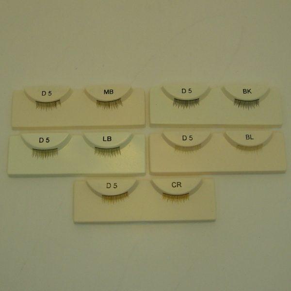 Cils de 2 cm de long D1