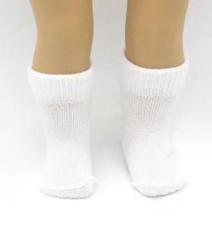 chaussette poupée