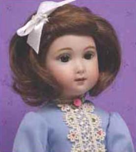 Suzette perruque cheveux naturels