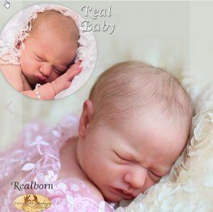 kit bébé reborn reborning nouveau née poupée