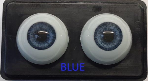 Glastic realistic Eyes Blue